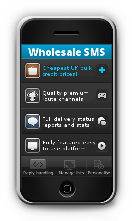 Bulk SMS Text Messaging | Wholesale SMS | quality sms text